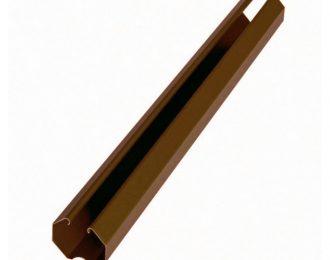 Направляющая коричневая