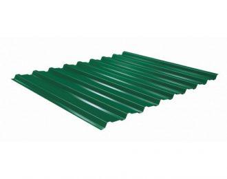 Панель зелёная