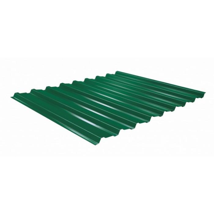 Панель зелёная для модульного забора