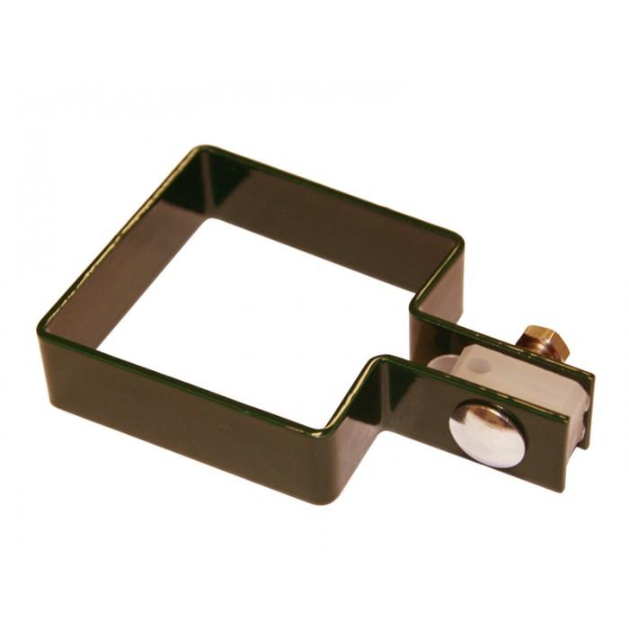 Крепление боковое металлическое для панельного забора