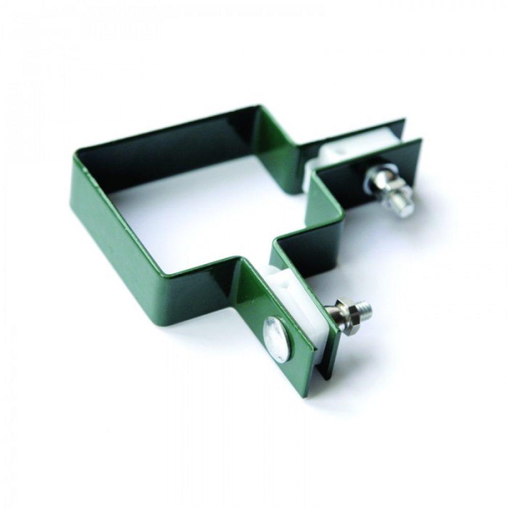 Крепление угловое металлическое для панельного забора
