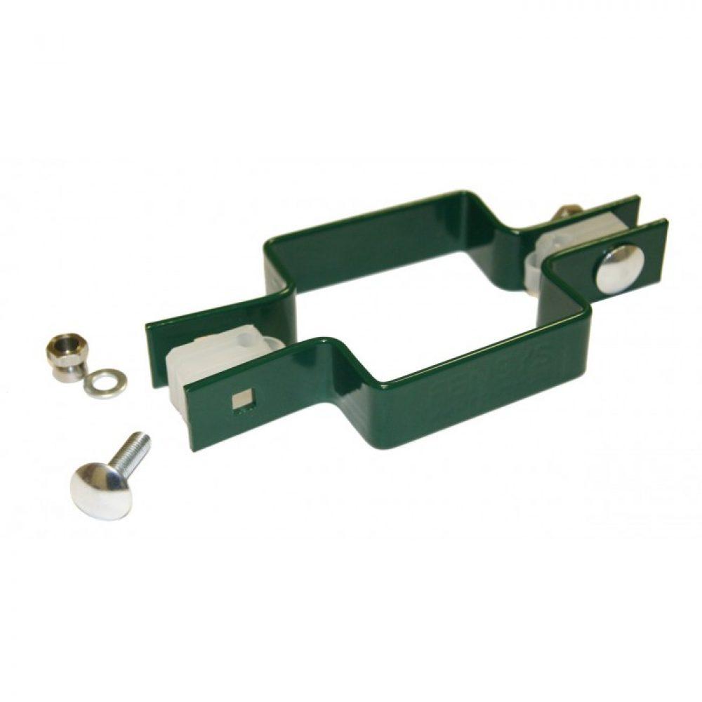 Крепление для панельного забора металлическое