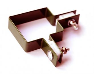 Крепление угловое металлическое