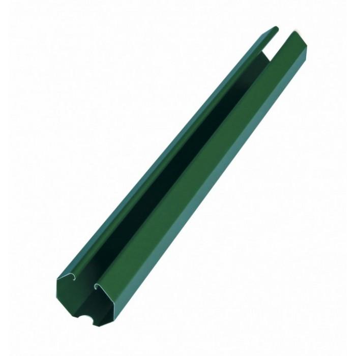 Направляющая зелёная для модульного забора